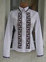 """Вышитая женская рубашка """"Святкова"""" (арт. CK1-99.0.7), фото 1"""
