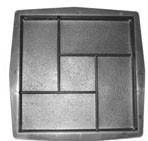 Улучшенная форма для плитки Квадрат Кирпич с гарантией 250 заливок