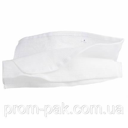Полотенце вафельное белое 45*60 Тейково, фото 2
