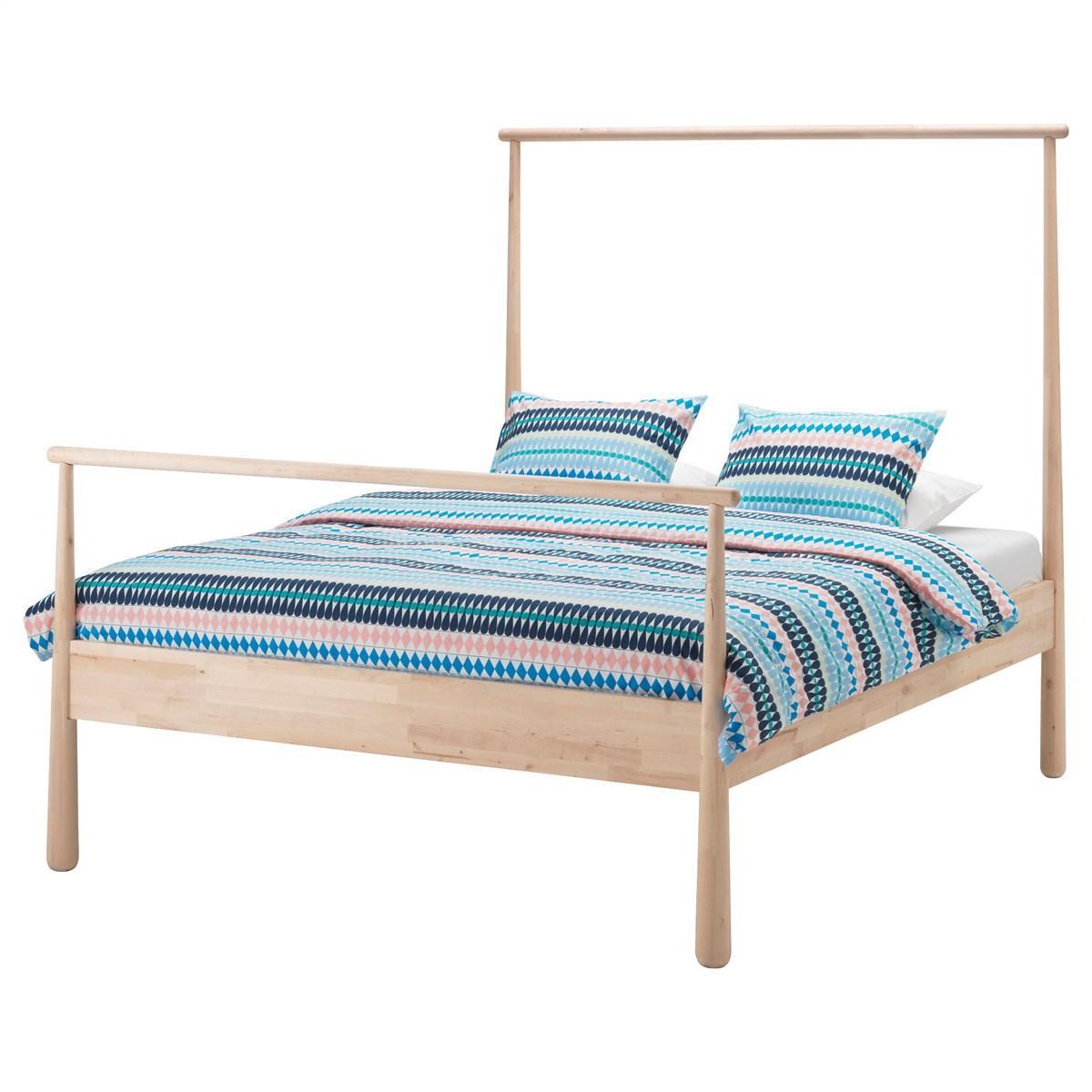 каркас кровати Ikea Gjöra 160x200 см 39129993 купить в киеве