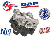 Четырехконтурный кран Даф 95 хф Евро 2 , 4-х контурный DAF 1367504 Knorr
