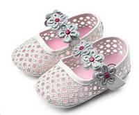 Туфельки-пинетки для девочки 13 см, 12 см, 11 см., фото 1
