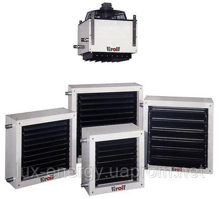 Тепловентиляторы с водяным калотифером серия LH, фото 2