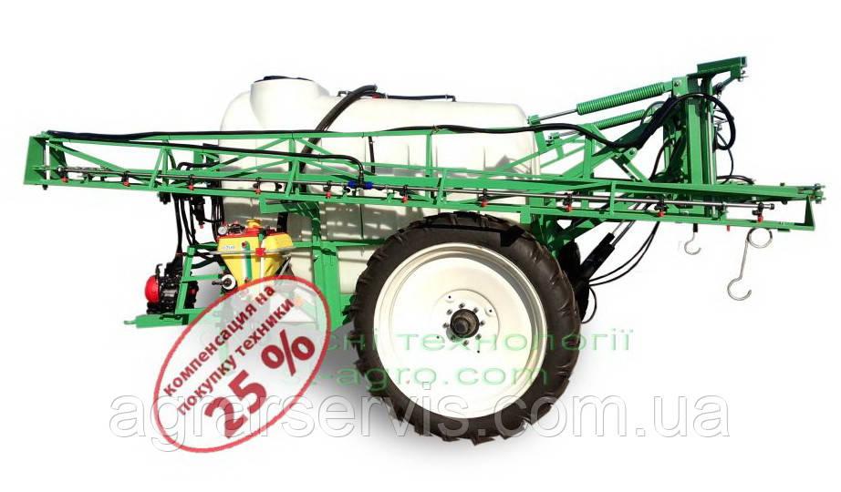Обпріскувач причіпний Spray Profi-2000/2500 / 3000-21,5