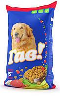 Корм для собак ГАВ! Телятина и рис 10 кг