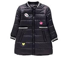 Куртка Модница (черн) 110