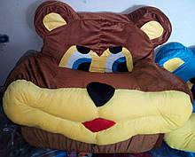 Детское мягкое кресло Мишка.