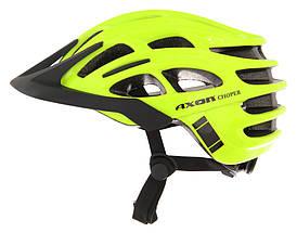 Шолом велосипедний P701052 Axon Choper S-M Neon-Yellow