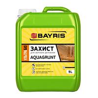 "Ультрабіозахист для деревини ""AQUAGRUNT"" 5л"