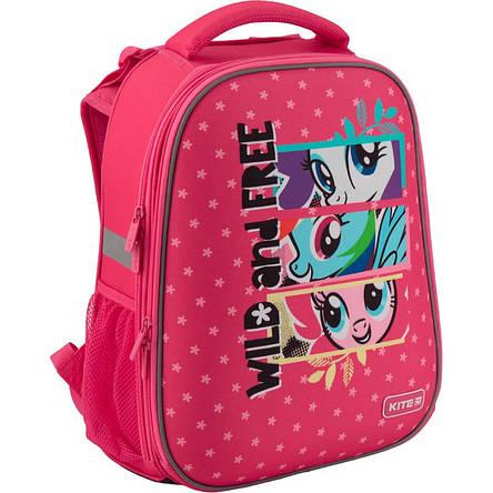 Рюкзак школьный каркасный Kite LP19-531M My Little Pony, фото 2