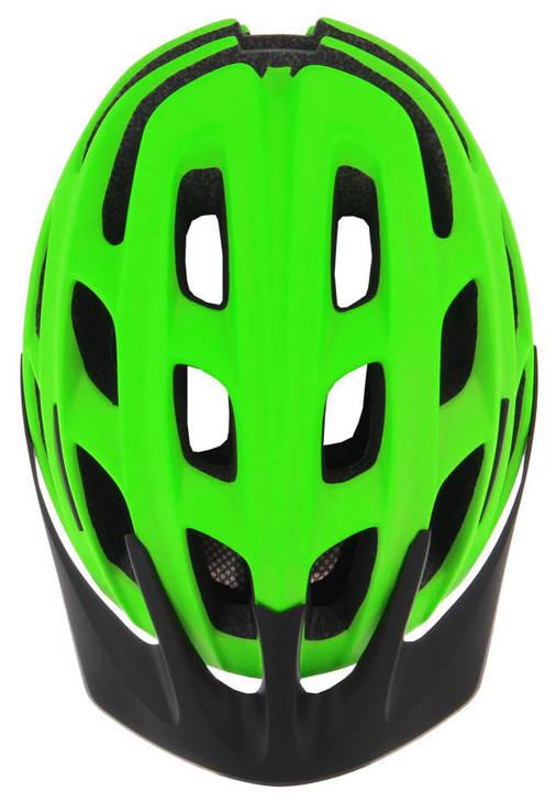 Шолом велосипедний P701052 Axon Choper L-XL Green, фото 2