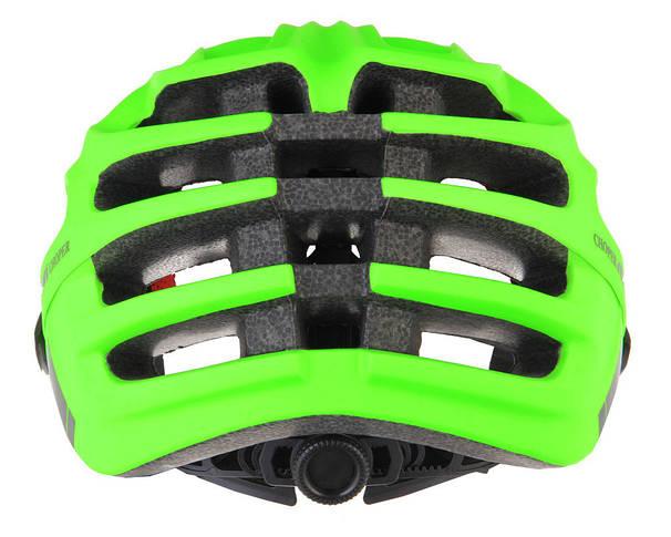 Шолом велосипедний P701052 Axon Choper L-XL Green, фото 3