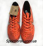 Бутсы футбольные  Nike Mercurial-Х Y-20 Р.39,  РАСПРОДАЖА, фото 4