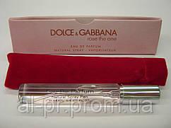 Мини парфюм Dolce&Gabbana Rose The One