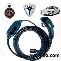 Зарядное устройство для электромобиля Tesla Model S Duosida J1772-16A