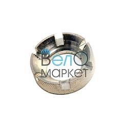 Ключ спицной (бюджетний) має шість пазів під різні розміри ніпелів - 14/8/11/13/10/12.