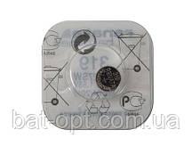 Батарейка часовая Renata 319 (SR527SW) Silver oxide