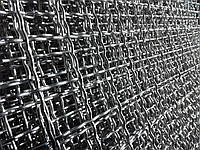 Сетка вольерная канилированная цинк. Ячейка:60х60, Проволока:4,0мм, Лист:1500х2000мм.