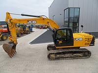 Гусеничный экскаватор JCB JS 200 SC.