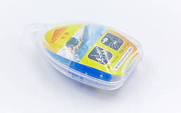 Беруши для плавания и зажим для носа в пластиковом футляре HN-5, фото 2