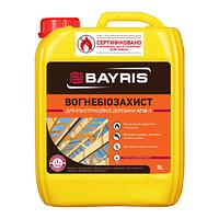 Вогнебіозахист для конструкційної деревини (АГНІ-1) 5 л