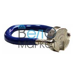 Ключ спицной (синий) хорошего качества с удобной ручкой.