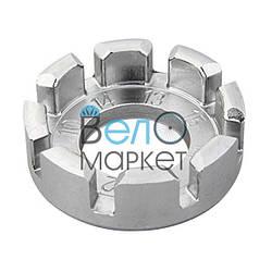Ключ спицной Kenli KL-9726A универсальный, имеет самые необходимые размеры нипелей 10/11/12/13/14/15G