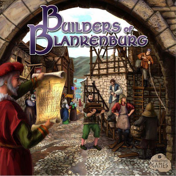 Настольная игра Builders of Blankenburg