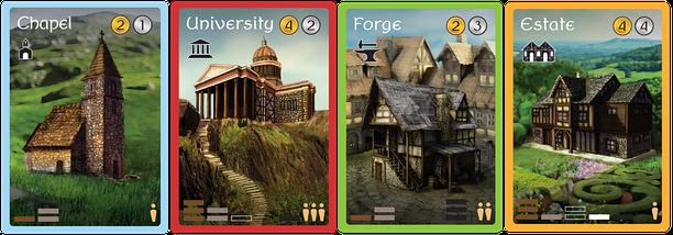 Настольная игра Builders of Blankenburg, фото 3