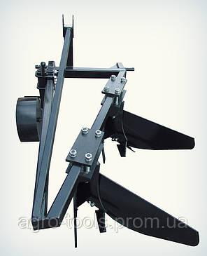 Плуг двухкорпусный для минитрактора (ПЛ5), фото 2