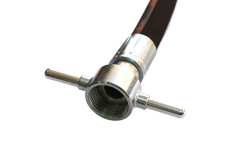 Рукав для слива сжиженных газов Ду32 М60*4 L-5м