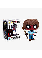 Фигурка Funko POP Deadpool As Bob Ross - Marvel (319) 9.6 см