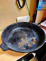 Нанесение и восстановление антипригарного тефлонового покрытия  на сковороде