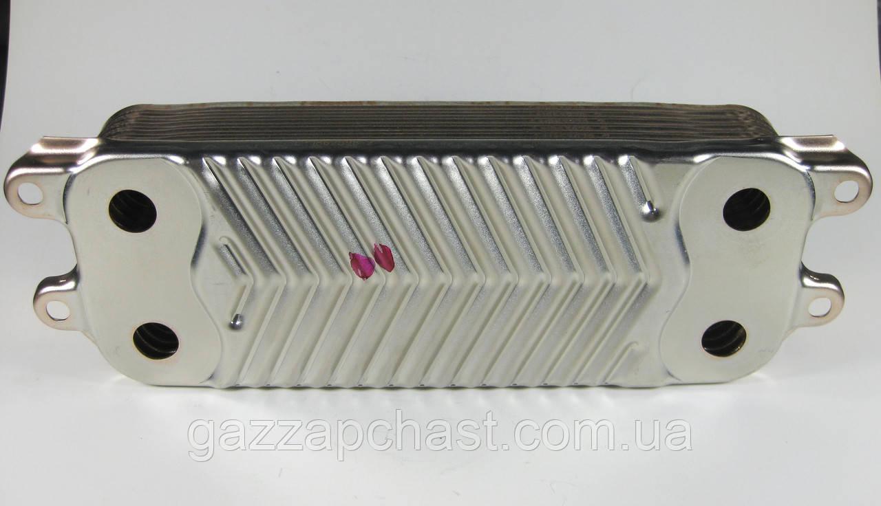 Теплообменник пластинчатый Vaillant Atmotec, Turbotec, Ecotec Pro, 12 пластин (0020020018)