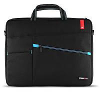 "Сумка для ноутбука CROWN CMB-558 (black) 17"""