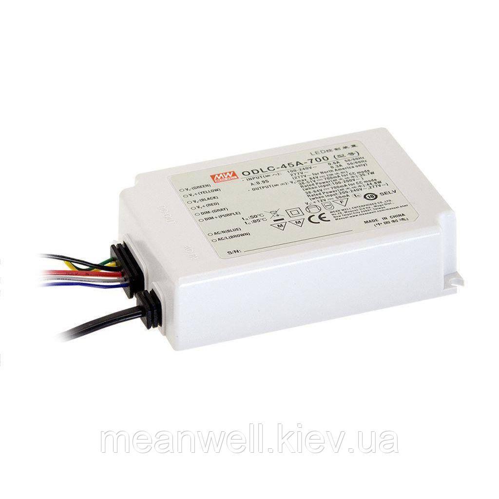 ODLC-45-500 LED драйвер Mean Well