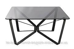 Стол журнальный LUTON S (89.5*89.5*45см) дымка глянец, Nicolas