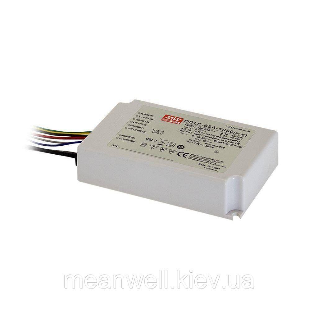 ODLC-65-1750 LED драйвер Mean Well