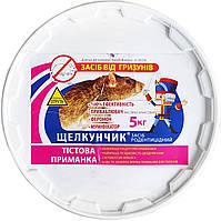 Щелкунчик Родентицид тесто в ведре