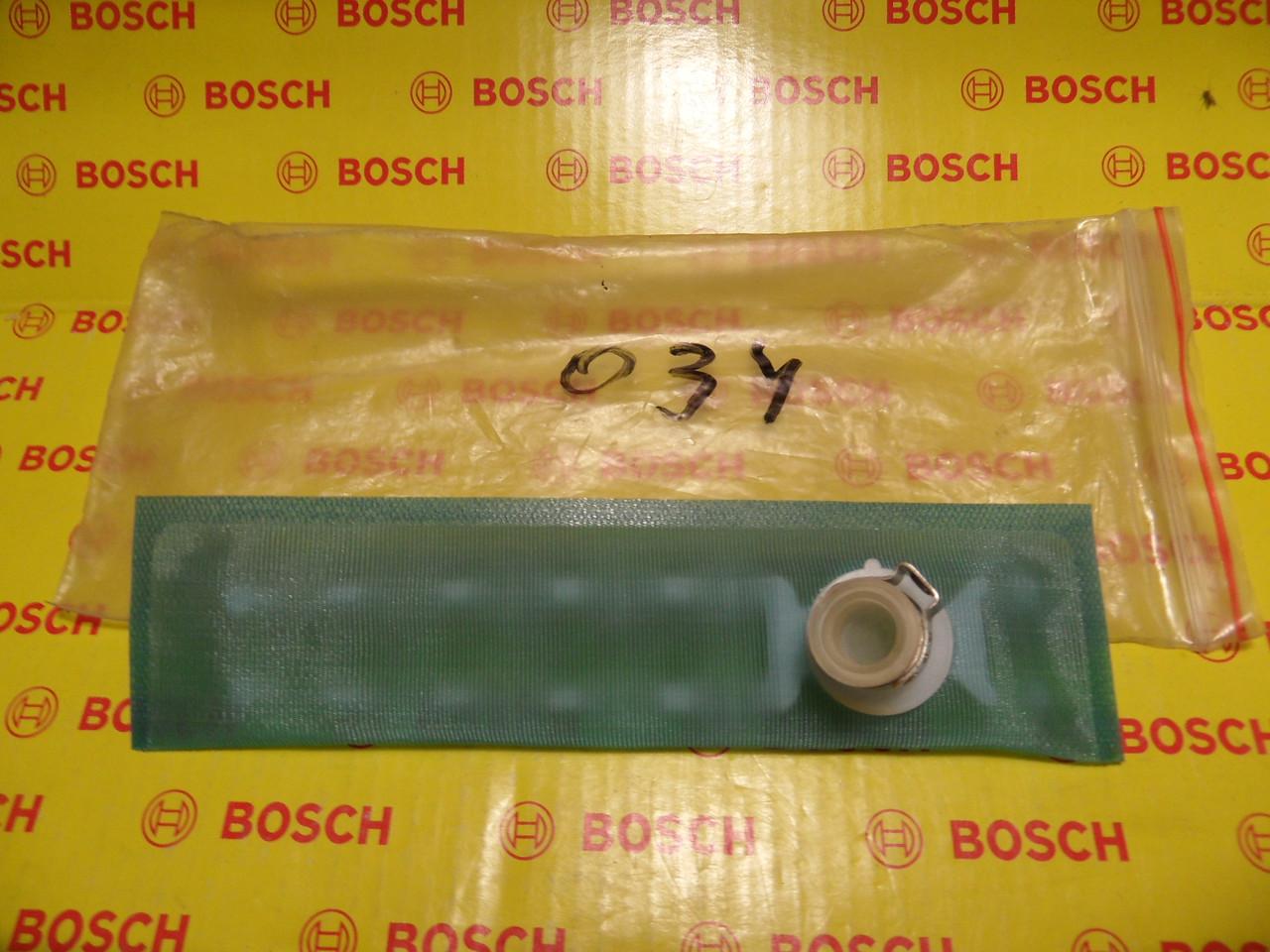 Фільтр паливний занурювальний бензонасос грубого очищення, F034