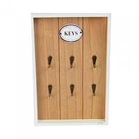 """Ключница настенная """"Keys"""" открытая (PR358)"""