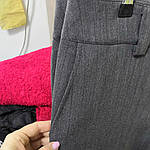 Брюки женские, теплые на полную фигуру (БР 744-1), интернет магазин женской одежды, 48,50,52,54,56., фото 3