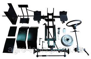 Комплект для переоборудования мотоблока в мототрактор №1 (механическая тормозная система) (КТ19), фото 2