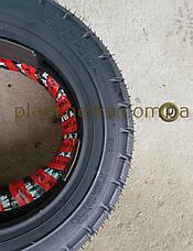 Шины на скутер 3.50-10 бескамерная шоссе шестислойная , фото 2