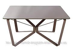 Стол журнальный LUTON S (89.5*89.5*45см) мокко, Nicolas
