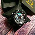 Skmei Мужские часы Skmei Shark Black 1016, фото 5