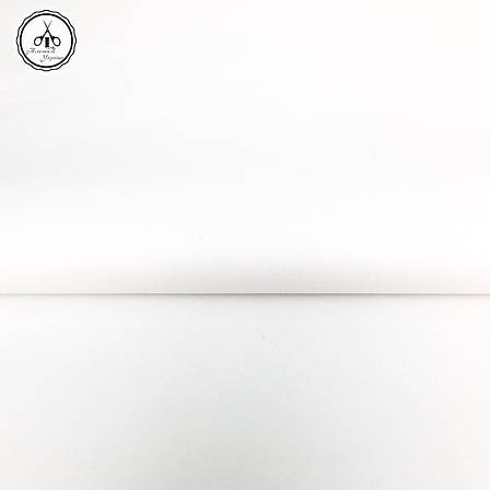 Польская хлопковая ткань белая 160 см, фото 2