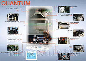 Котел газовий Electrolux Quantum GCB-Q 28i, фото 3