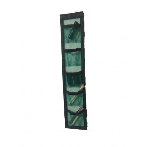Органайзер подвесной с карманами Green Bag (5 карманов), 11х57 см