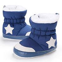 Теплые пинетки для мальчика ( сапожки, тапочки, зимние ботинки).